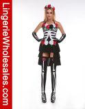 Costume взрослого зомби духа привидения платья партии Halloween