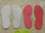 Подошва ботинка цвета двойника массажа листов ЕВА внутренняя единственная