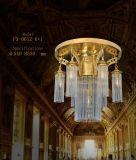 호화스러운 샹들리에 금관 악기 천장 빛 (FX-0612-6+1)