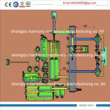 40ton Tire Waste Refining Machine Making Tire Oil