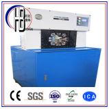 PLC 거푸집 기초와 신속 변경 공구를 가진 산업 호스 이음쇠 주름을 잡는 기계