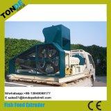 Chaîne de production de flottement sèche de boulette d'alimentation de poissons de vis de la CE