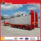3 Radachsen Flatbed Trucks und Trailers