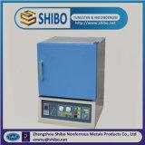 Fornace a forma di scatola, forno a muffola a temperatura elevata a forma di scatola del laboratorio Box-1800 per fondersi