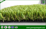 Безопасный футбол Synthetic Artificial Grass Soft Landscaping Turf для Lawn