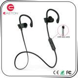 De draadloze StereoHoofdtelefoon van Bluetooth van de Oortelefoon met Microfoon