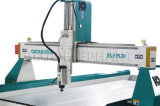 Máquina elevada do Woodworking da combinação do curso de Z, máquina de estaca da faca do CNC com o controlador do CNC DSP A11