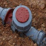 Plugue IP67 masculino Waterproofing para o conetor elétrico do soquete industrial do plugue