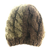 Зима Warm Knitted Hat и Gloves Set (KS-2117)