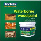 Pintar la pintura de acrílico transparente de Deco de la pintura de madera de los colores