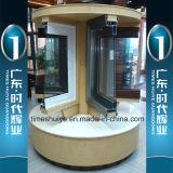 特別なデザインのアルミニウム内部の浴室のドア