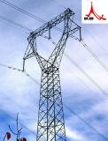 Линия башня передачи электроэнергии