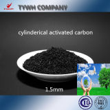 Carbono ativado granulado de carvão para a água que recicl o tratamento