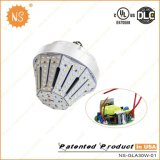 cUL UL Dlc는 E26/E39 30W LED 전화하는 정원 빛을 목록으로 만들었다