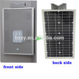 le meilleur réverbère solaire de vente de petit ÉPI innovateur de 30W Chine