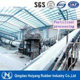 Chemische Industrie-Säure-/Alkali-beständiges Gummiförderwerk-Riemenleder