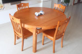 Твердый деревянный обедая стол (M-X2155)