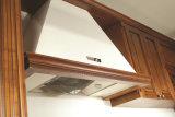 Projetos de madeira clássicos feitos sob encomenda da cozinha para a decoração da cozinha