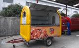 Eiscreme-bewegliche Nahrung Van für Verkauf