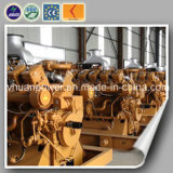 ISO Standard Eco-Friendly Energy Saving 600 Kw Natural Gas Generator Set