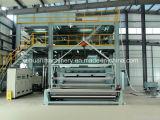 De pLC-gecontroleerde Niet-geweven Stof die van pp Spunbond Machine maakt