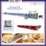 Línea de productos suave de Auomatic del precio excelente y dura de alta velocidad de galleta