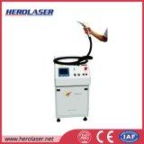 Machine de Bijou-Fabrication chaude de soudure laser d'endroit de matériel du rendement le plus élevé de ventes