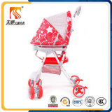 Несущая младенца конструкции OEM Toys место прогулочной коляски младенца 6 колес пластичное для младенца