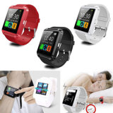 Reloj inteligente elegante de Bluetooth para el teléfono móvil (U8)