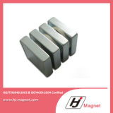 N38 Magneet van het Neodymium NdFeB van de Macht van het Blok de Super Permanente voor Motoren