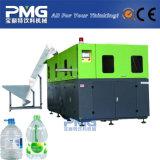 Maquinaria que moldea que sopla de consumición automática de la botella de agua