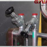 Abkühlung-Absperrventil für Ammoniak im Kühlraum