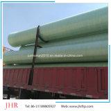 Tubi del rifornimento FRP GRP dell'acqua di mare di drenaggio delle acque luride di industria