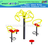Outdoor Fitness Equipment Profissional 4 Assentos cintura Twister (HD-12104)