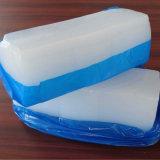 Htv Silikon-Gummi für die Gestaltung mit transparentem Aussehen