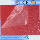Tapis rouge résistant au feu d'aperçu gratuit de bonne qualité, étage de tapis