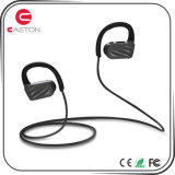 Auscultadores impermeável sem fio de Bluetooth do esporte com gancho da orelha