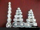 De simplex Klem van de Kabel van de Draad/de DuplexKlem van de Kabel van de Draad