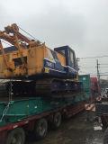 Caminhão japonês usado/de segunda mão do guindaste de Kato auto Cranes os guindastes móveis Ko7055
