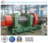 Due Roll Rubber Crusher per Tyre Recycling