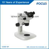 Matériel de laboratoire 0.68X-4.7X facile à utiliser pour le microscope stéréo