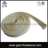 Chemise texturisée tressée de fibre de silice de Chine