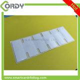 Contrassegni stampabili del metallo flessibile di frequenza ultraelevata RFID su rullo