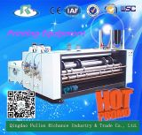 1 Serie de Alta Velocidad papel corrugado Junta maquinaria de impresión