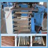 Maquinaria de madeira a rendimento elevado do punho do machado