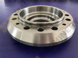 A carcaça de aço personalizada EDM de trituração de giro do forjamento do CNC de Prescision fêz à máquina