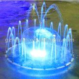 Petite fontaine de musique de l'eau d'acier inoxydable