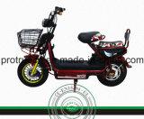 Un motociclo elettrico delle due rotelle con velocità 45km/H