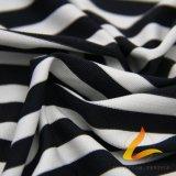Tela elástico hecha punto de Lycra del Spandex del poliester para la aptitud de la ropa de deportes (LTT-YLZJT2#)