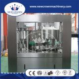 Monoblock 2 dans 1 boîte en fer blanc en métal remplissant cousant la machine pour le jus et l'eau